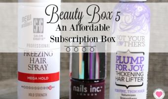 A Pampering Beauty Box