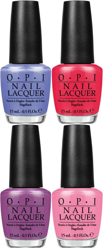 New Orleans nail polish collection