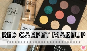 Red Carpet Makeup