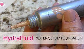 PÜR HydraFluid Water Serum Foundation Review
