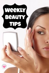 weekly beauty blogger tips