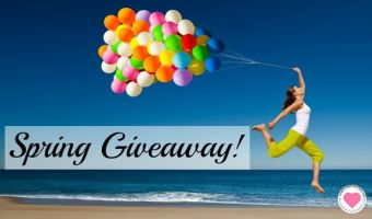 Happy Spring Giveaway!!