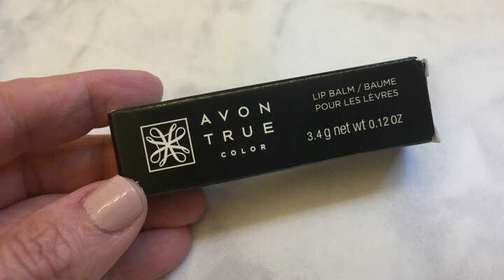 Avon true color lip balm