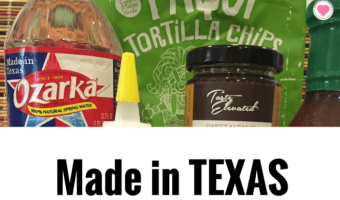 Made with Pride in Texas