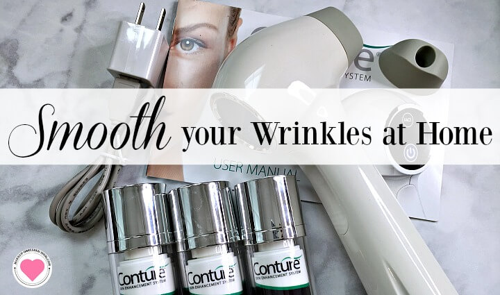 no more wrinkles with Conture