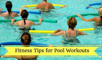 5 Fitness Tips for Pool Workouts