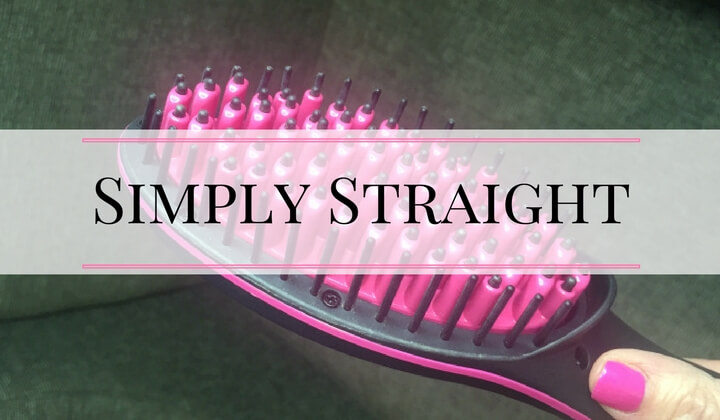 simply straight ionic ceramic brush