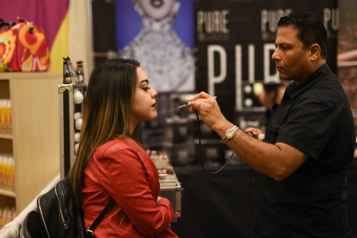 The Makeup Show Dallas recap
