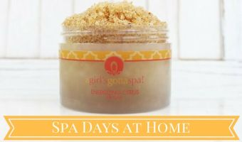 Creating Spa Days at Home
