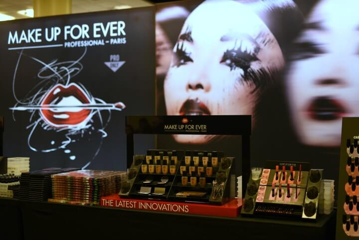 new make up for ever products