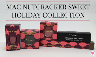 MAC Nutcracker Sweet