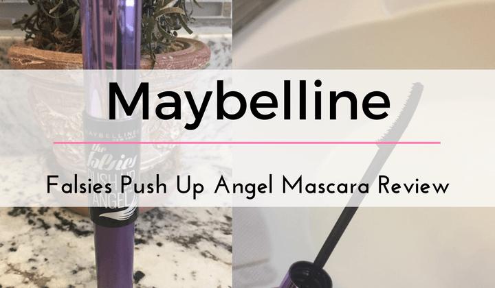 new maybelline mascara