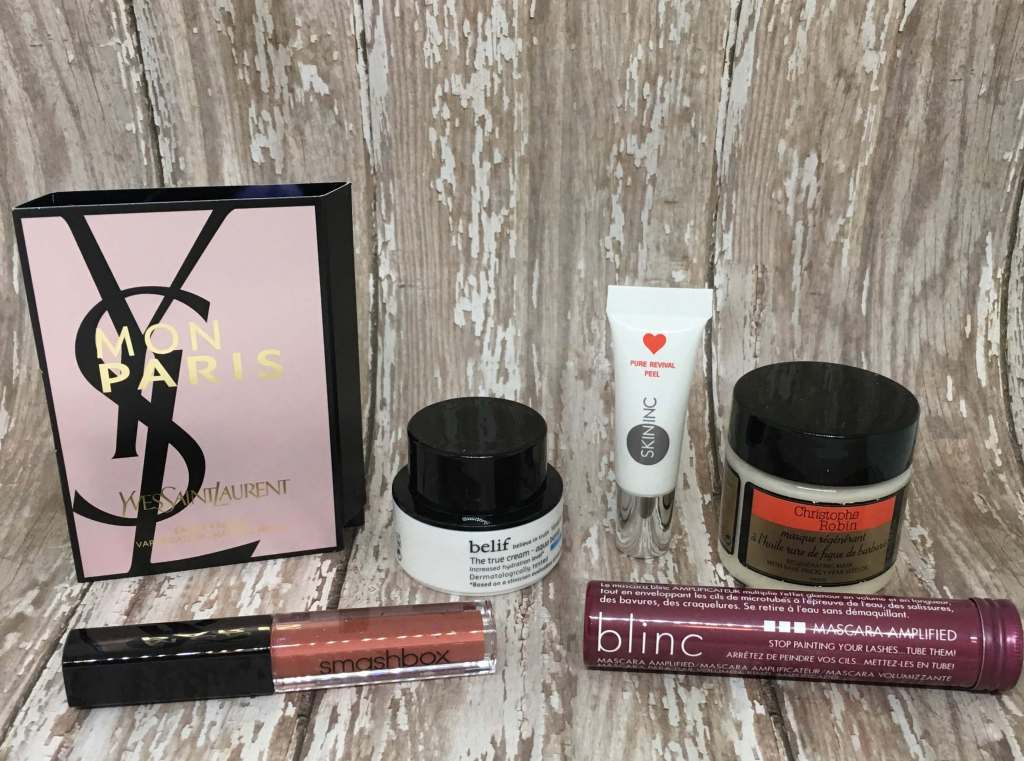october sephora play box