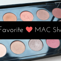 My Favorite Mac Eyeshadow Shades