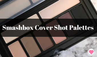 Smashbox Cover Shot Eyeshadow Palettes