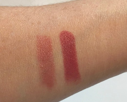 Revlon HD Gel Lipstick swatches
