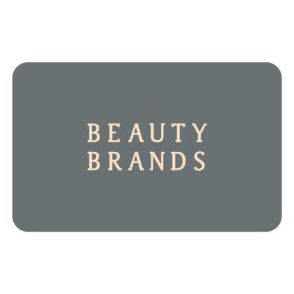 beauty brands gift card