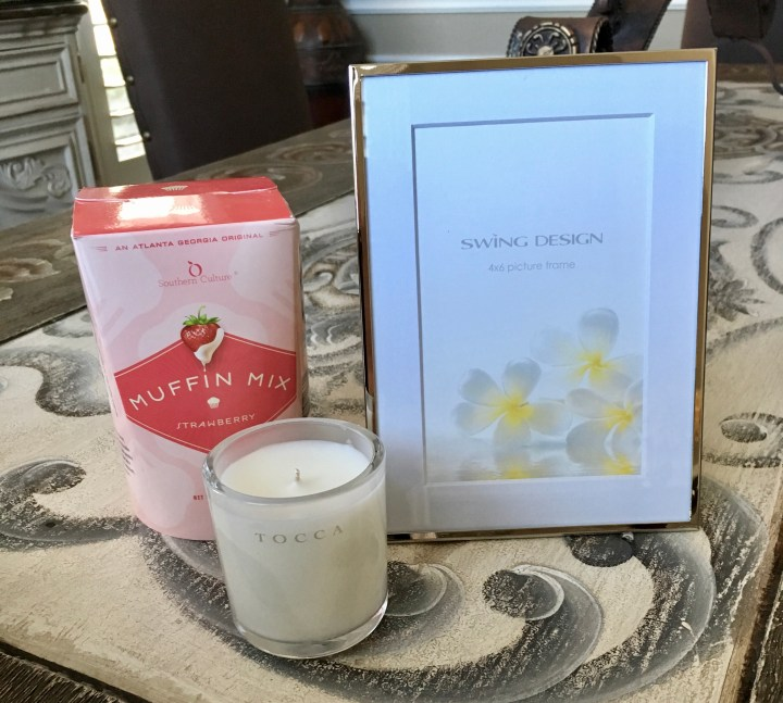 Tocca candles