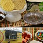 DIY Eggo Waffle Bar