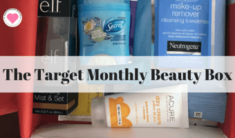 The Target Monthly Beauty Box