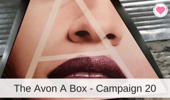Avon A Box for Campaign 20