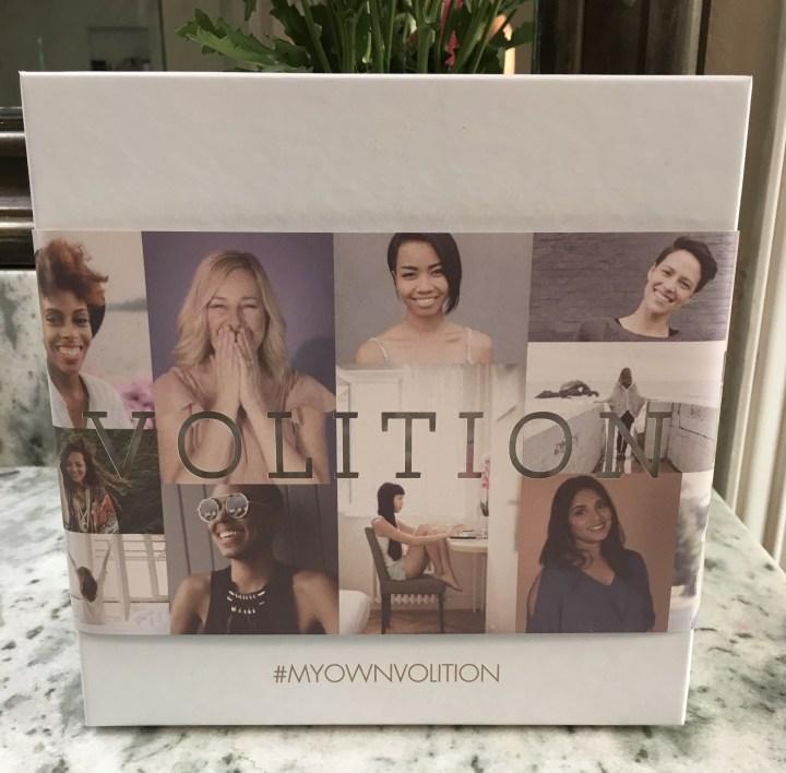 Volition skincare at Sephora