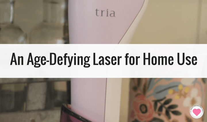 review of the Tria Beauty age-defying laser