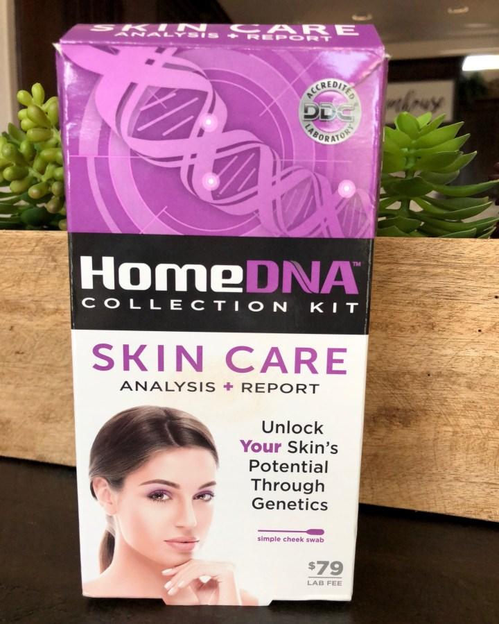 Home DNA Skin Care Test