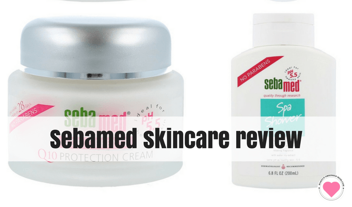 Sebamed skincare review