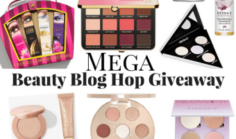 A Mega Beauty Blog Hop Giveaway