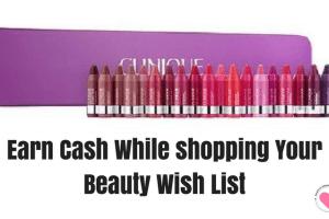 makeup and beauty wish list