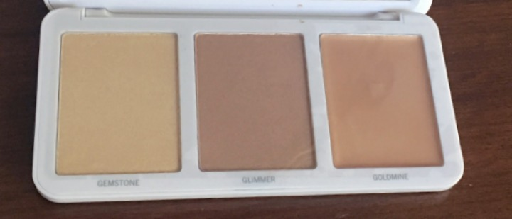 sculpt and glow palette