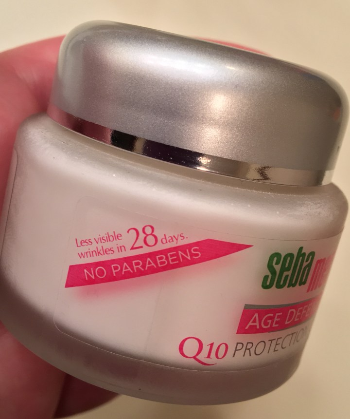 Sebamed Q10 protection cream