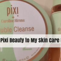Pixi Beauty Double Cleanse Review