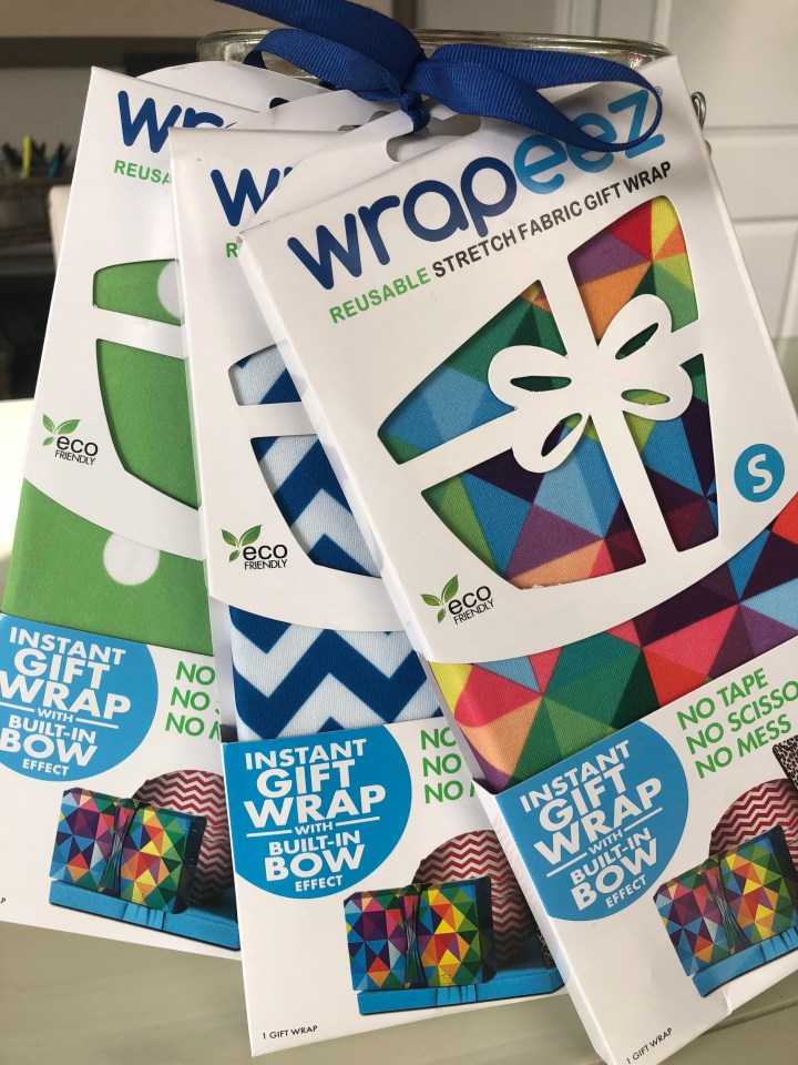 Wrapeez everyday gift wrap assortment