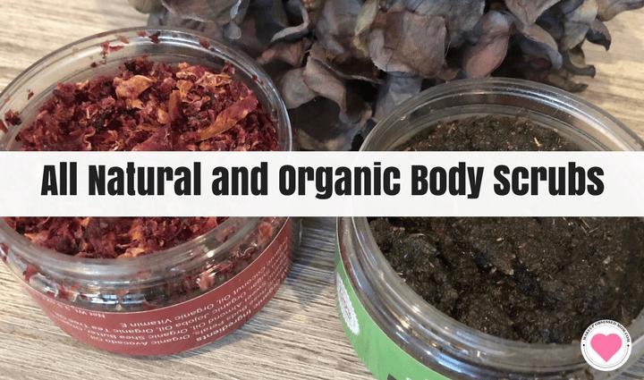 Simply Scrubs organic skincare