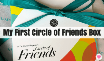 Oprah Magazine Circle of Friends Beauty Box