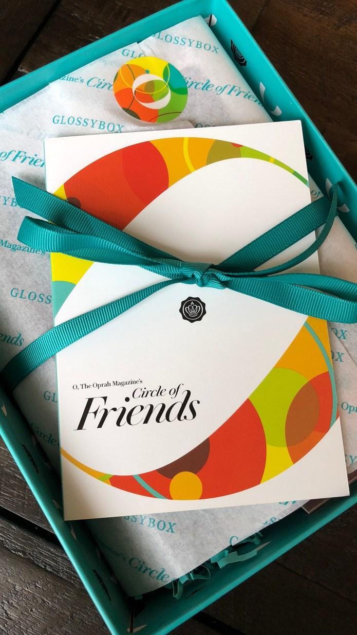 O Circle of Friends box description