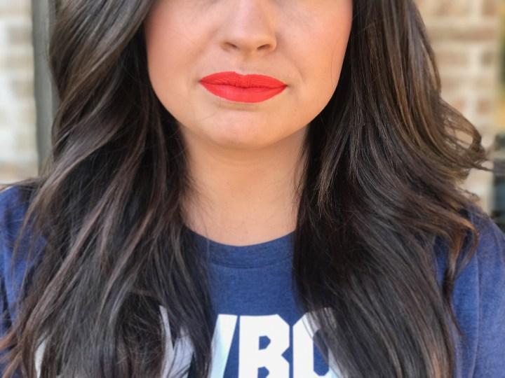 LiveGlam Crush lipstick