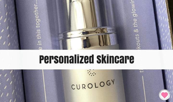 Curology personalized skincare prescription