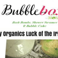 March Bubble Box from Sky Organics