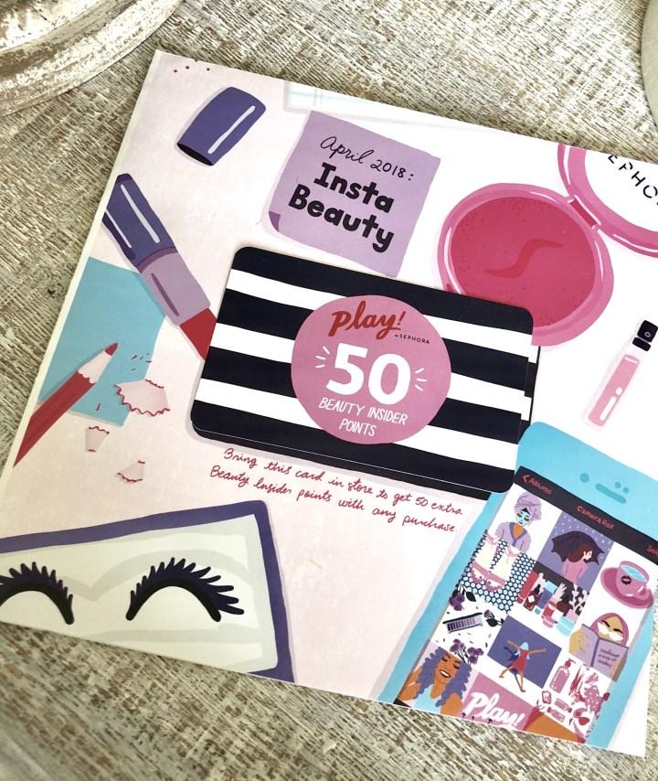 Sephora Play Beauty Box