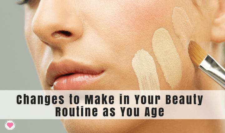 anti-aging beauty advice