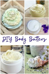 make your own body butter at home