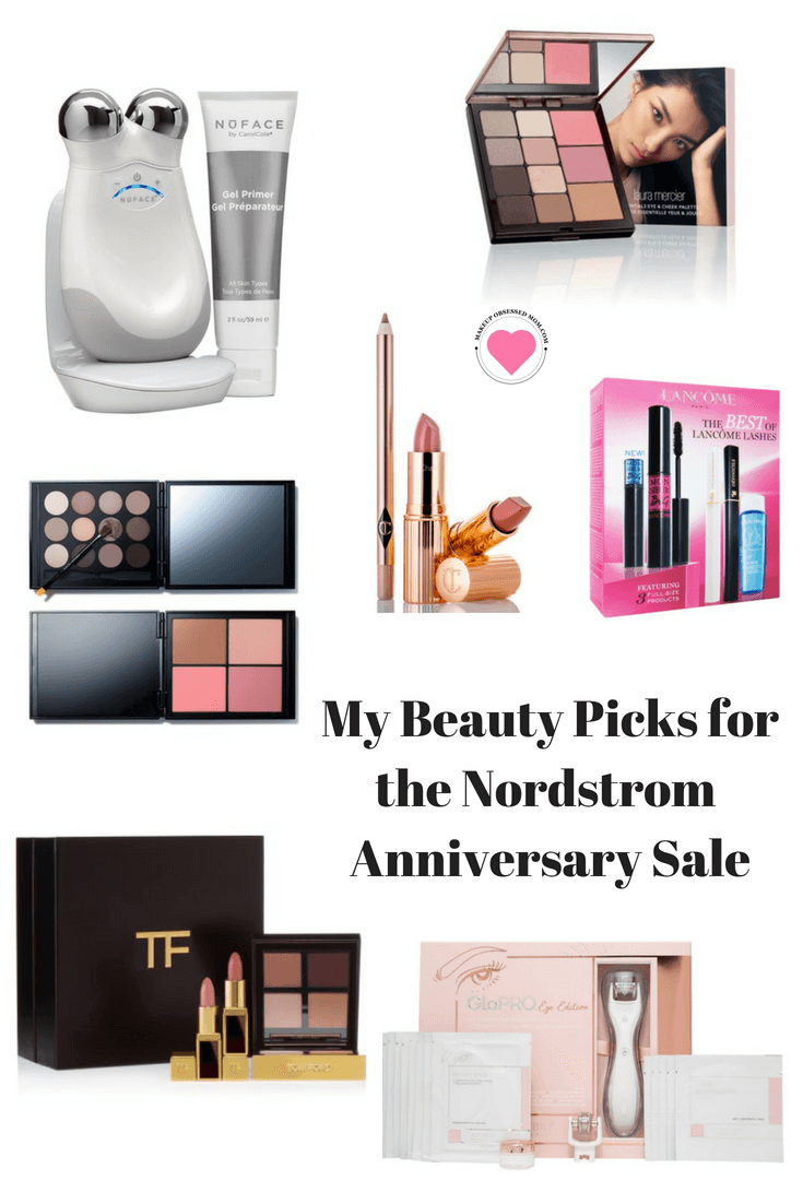 My Beauty Picks for the Nordstrom Anniversary Sale