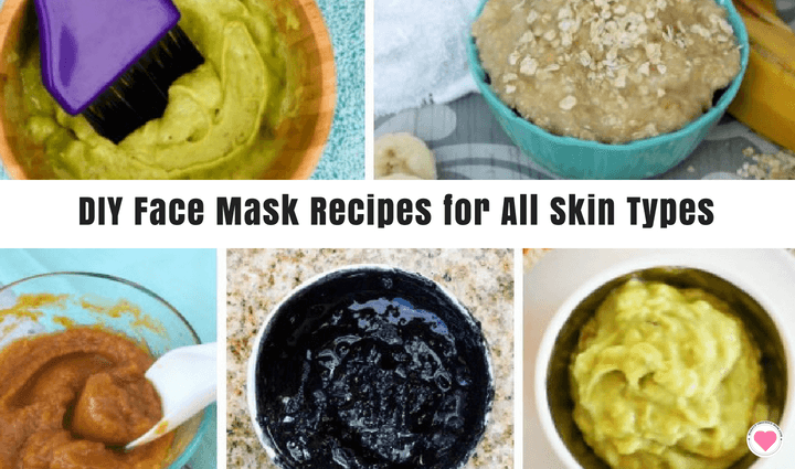 face masks for all skin types
