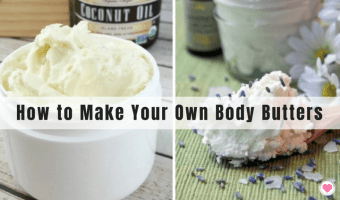 How to Make Your Own Body Butters
