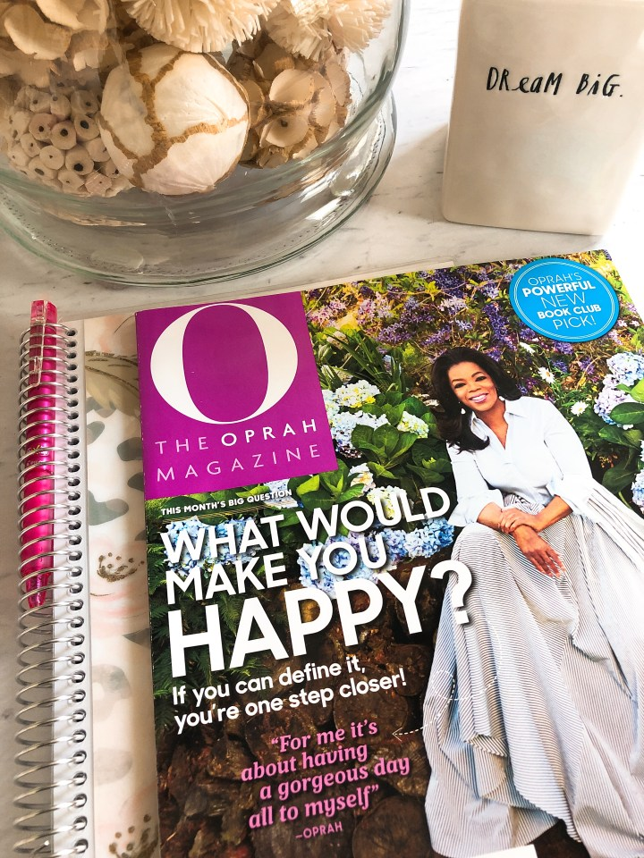 Oprah's Big Question