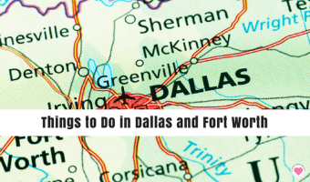 Fun Places In Dallas and Fort Worth for Visitors