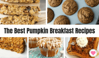 The Best Pumpkin Breakfast Recipes